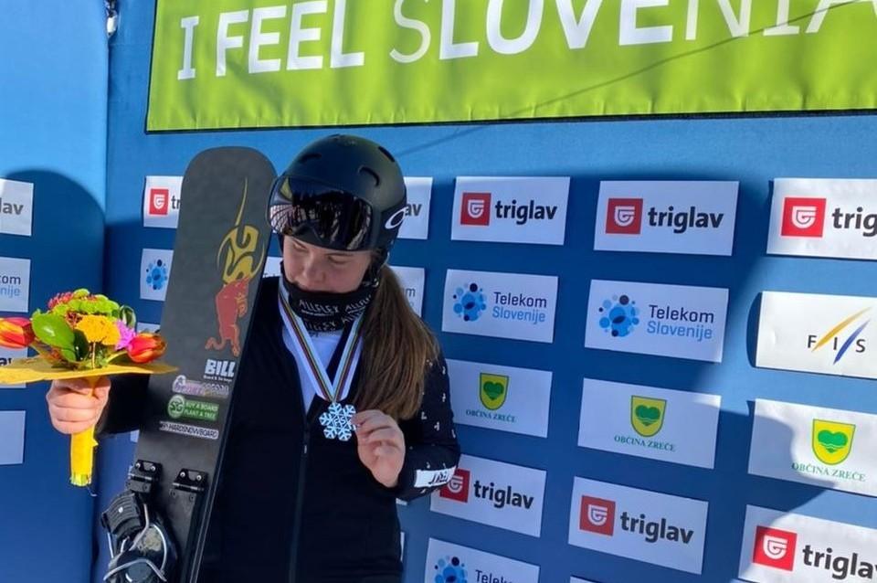София Надыршина сначала выиграла серебро, а на следующий день победила всех именитых соперниц
