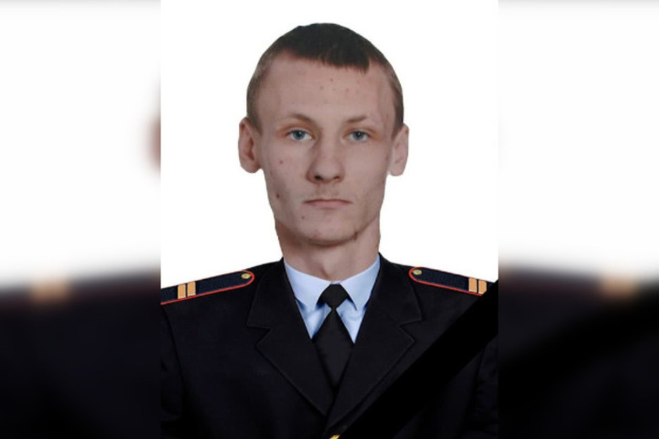 Владислав Война посмертно награжден «Георгиевским крестом» 4-й степени. Фото: МВД ДНР