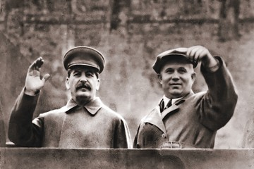 Хрущев не дал воздвигнуть пантеон для Сталина