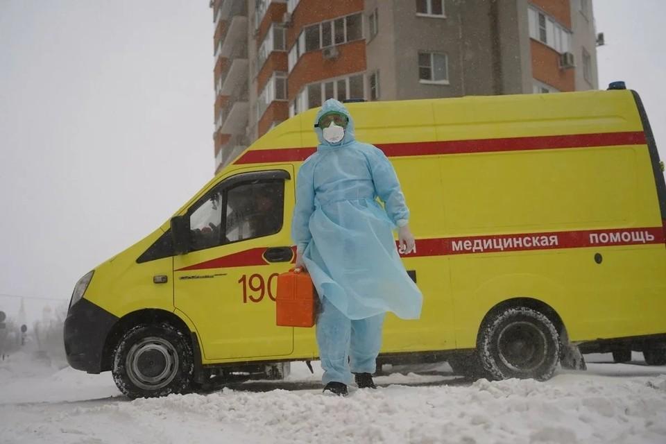 В регионах продолжают бороться с коронавирусом.
