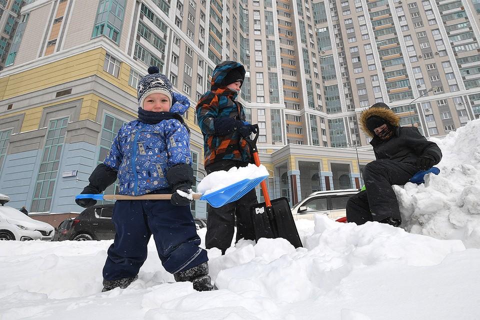 В ночь на 11 марта в Москве ожидаются морозы до -25С.