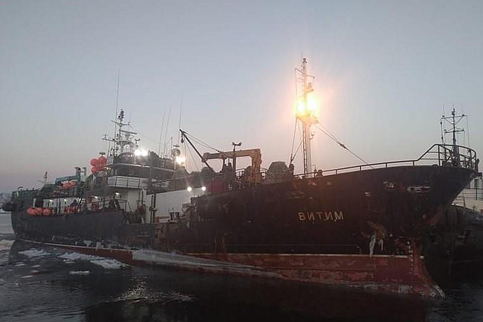 Судно принадлежит приморской компании, порт приписки - Владивосток. Фото: marinetraffic.com