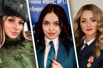 Фотоконкурс: Сибирская краса в погонах — 2021