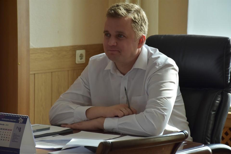 Александр Виноградов пробудет в СИЗО несколько месяцев. Фото: vk.com / Администрация города Троицка Челябинской области