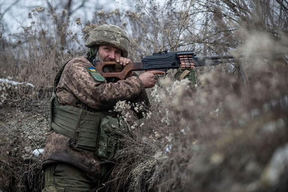 Украинские военные не горят желанием выполнять безрассудные приказы Зеленского и генералов. Фото: Пресс-центр штаба ООС