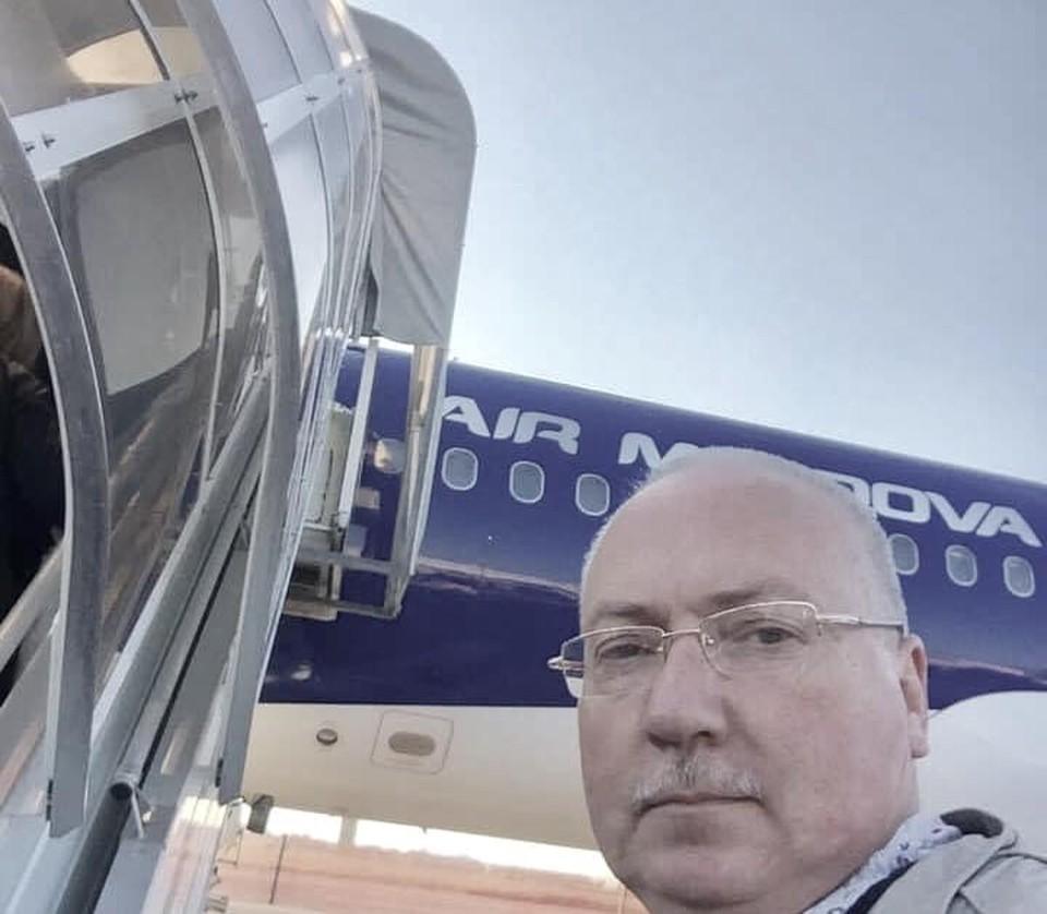 Павел Дуганов готов навсегда покинуть любимую Молдову (Фото: соцсети).