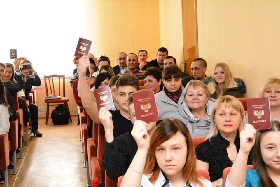 Пять лет назад – 16 марта 2016 года – в Донецкой Народной Республике началась выдача республиканских паспортов