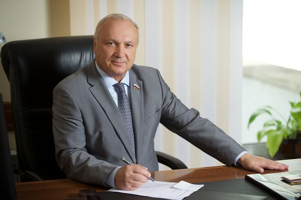 Петр Пимашков идет на выборы в Госдуму в 2021 году. Фото из личного архива