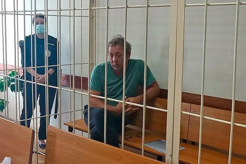 Алексея Балакирева отдали под суд за незаконную перевозку гранат, покушение на убийство и посягательство на жизнь сотрудников ОВД.
