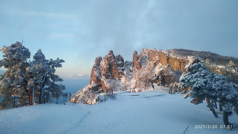 Восход в горах - фантастическое зрелище. Фото: Андрей Бачурин/VK