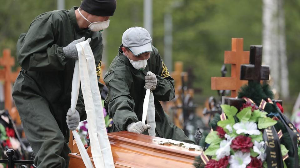 В Молдове от ковида умерли 4590 человек. Фото: Софья Сандурская