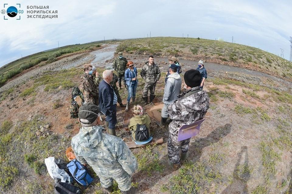 Большая норильская экспедиция, часть 2: ученые вернутся на Таймыр для новых исследований. Фото предоставлено компанией «Норникель»
