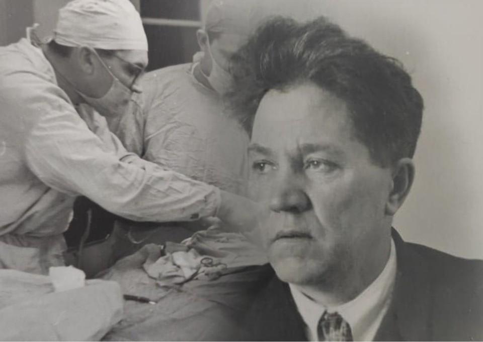 Георгий Синяков спас тысячи жизней в концлагере Фото: Музей истории медицины Челябинска