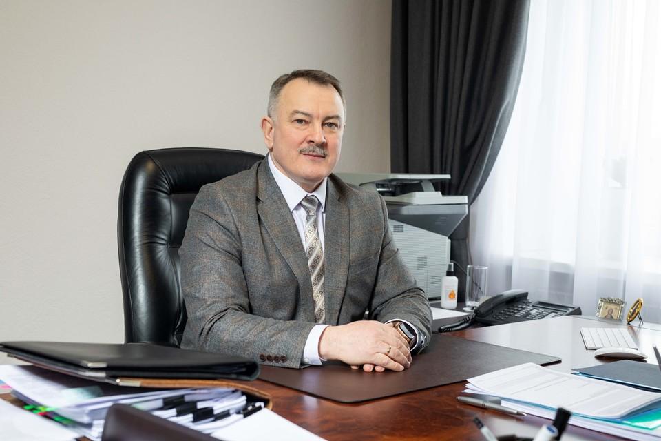 Михаил Гуменюк стал заместителем мэра Сургута. Фото - admsurgut.ru.