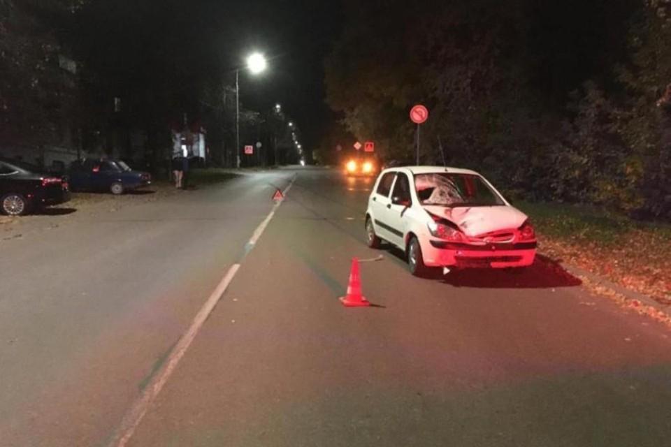 Авария произошла 4 октября 2020 года на проспекте Кирова. Фото: epp.genproc.gov.ru