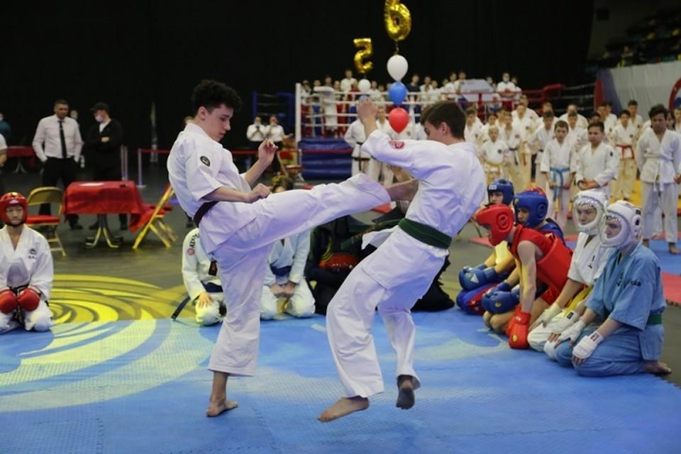 В соревнованиях по боевым искусствам примут участие полторы тысячи спортсменов в Хабаровске