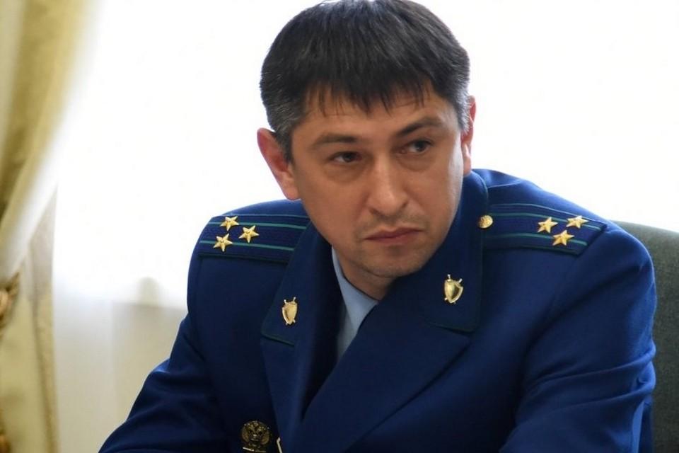 Сергей Паволин приедет к нам из Ростовской области. Фото: special.council.gov.ru