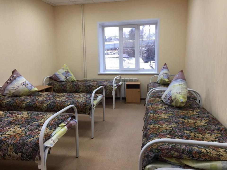 В больницах и стационарах с COVID-19 и пневмониями лечатся 1 357 человек