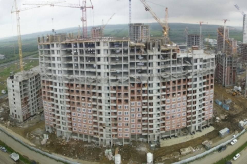 В Кирове долгострой» на улице Маклина сдадут во II квартале 2021 года.