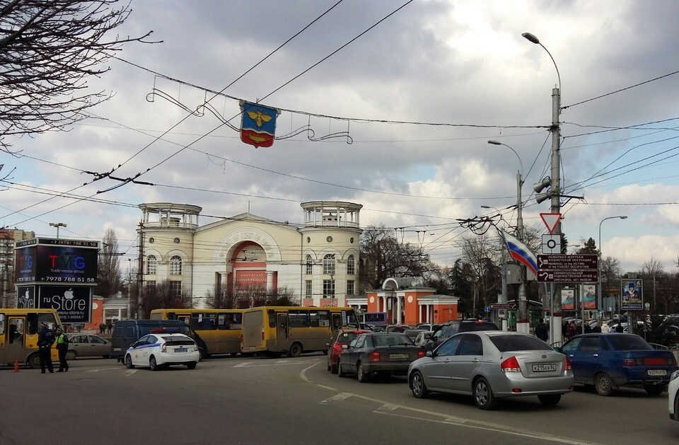 Проспект им. Кирова капитально ремонтировали в 2018 году