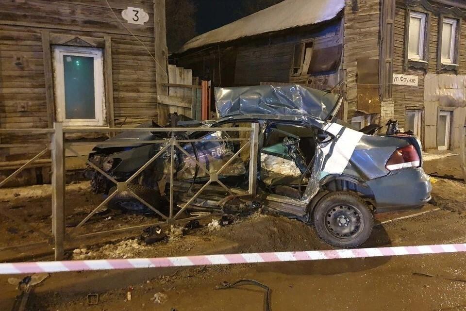 Перед аварией один из друзей написал пророчащее сообщение Фото: ГУ МВД по Самарской области