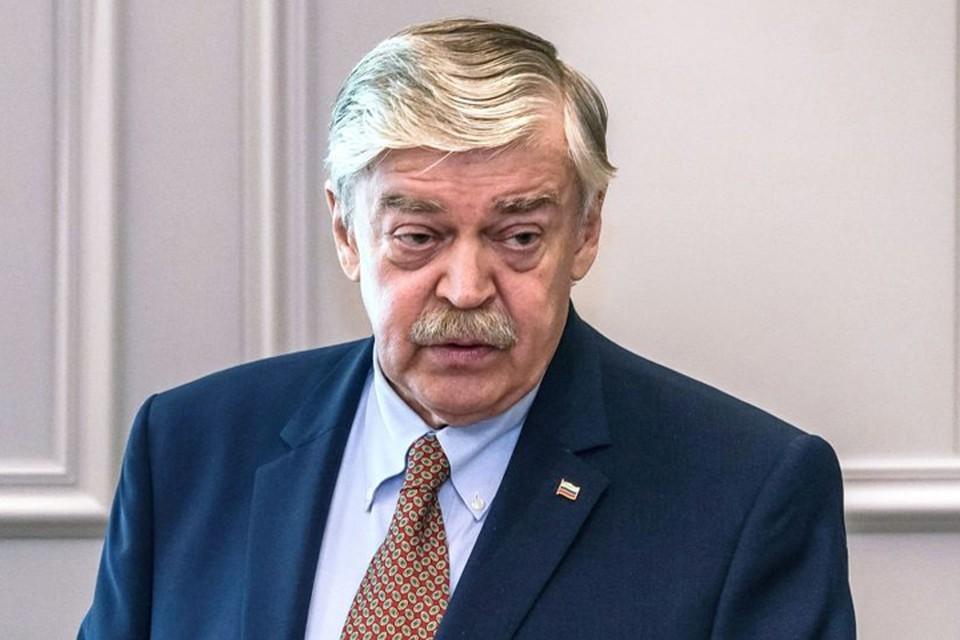 Новым главой российской дипмиссии станет Евгений Лукьянов. Фото: sputnik.by.