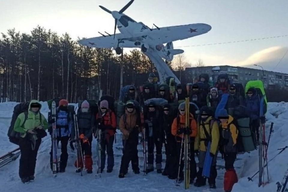 """Тургруппа """"СКИФ"""" до сих пор не может вернуться в Петербург из Мурманска после трагичного схода лавины. Фото: СОЦСЕТИ"""