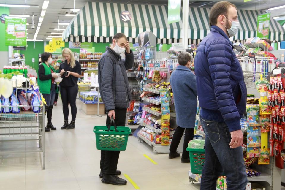 Власти Новокузнецка сообщили о росте цен на ряд продуктов питания