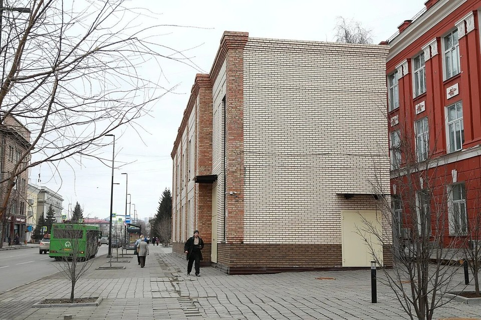 В Красноярске суд отказал в сносе скандального кафе «Кантри» на проспекте Мира