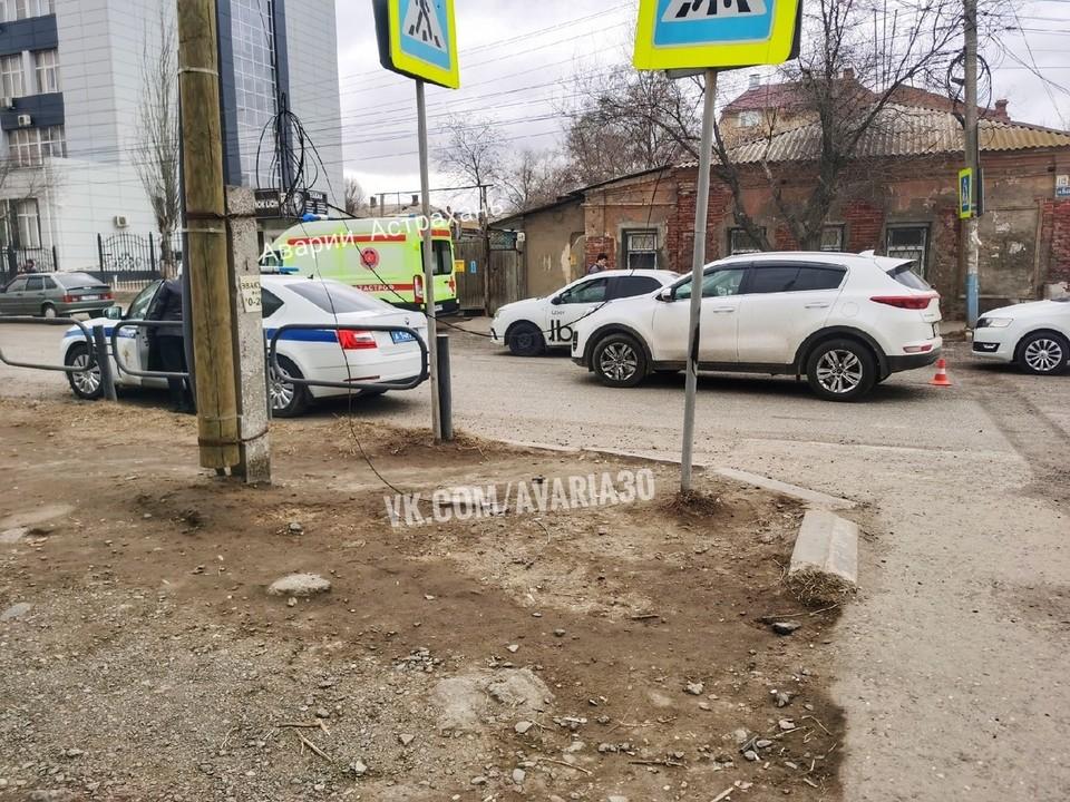 """Фото: """"Аварии Астрахань"""""""