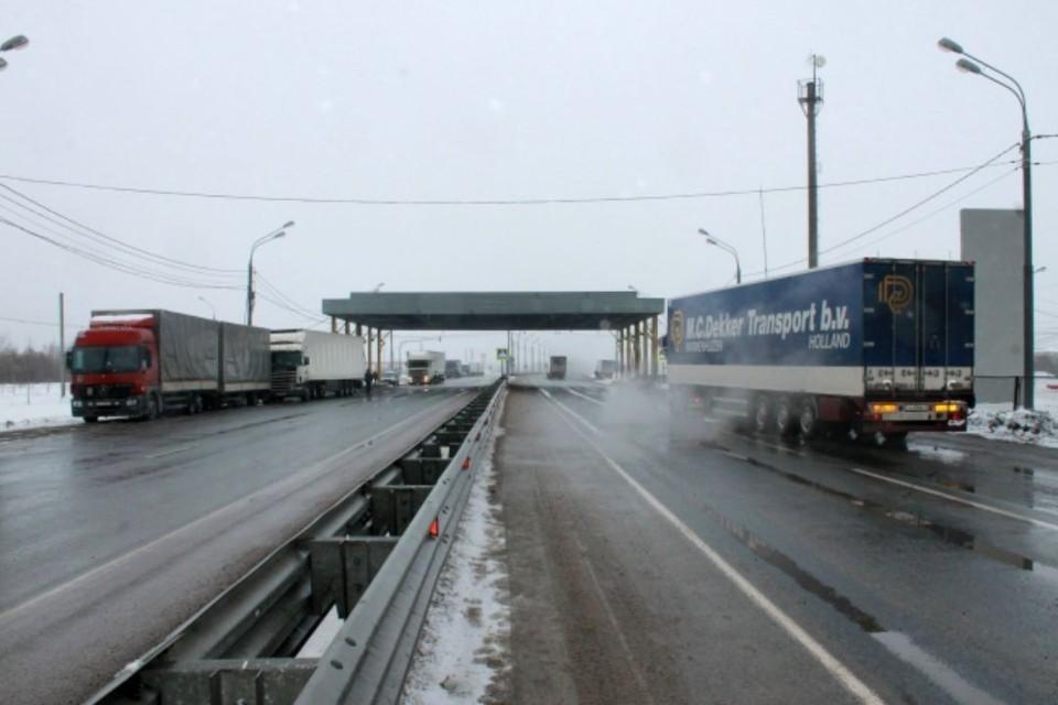 Пункты весогабаритного контроля позволят снизить нагрузку на областную сеть дорог.