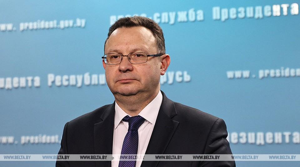 Пиневич рассказал, что с конца марта заболеваемость COVID-19 возрастет. Фото: БелТА