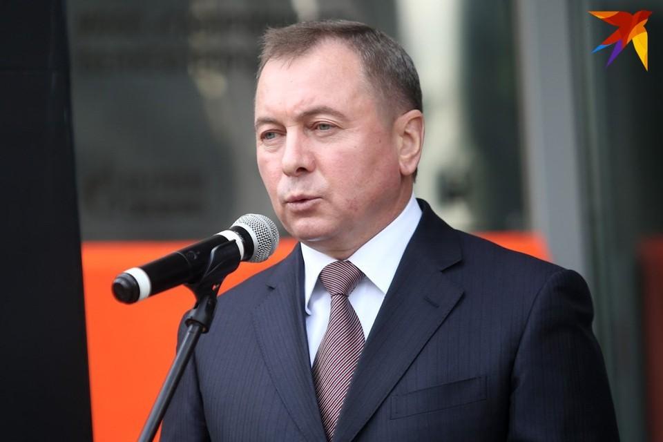 Владимир Макей ответил тем, кто критикует заявление МИД в адрес США