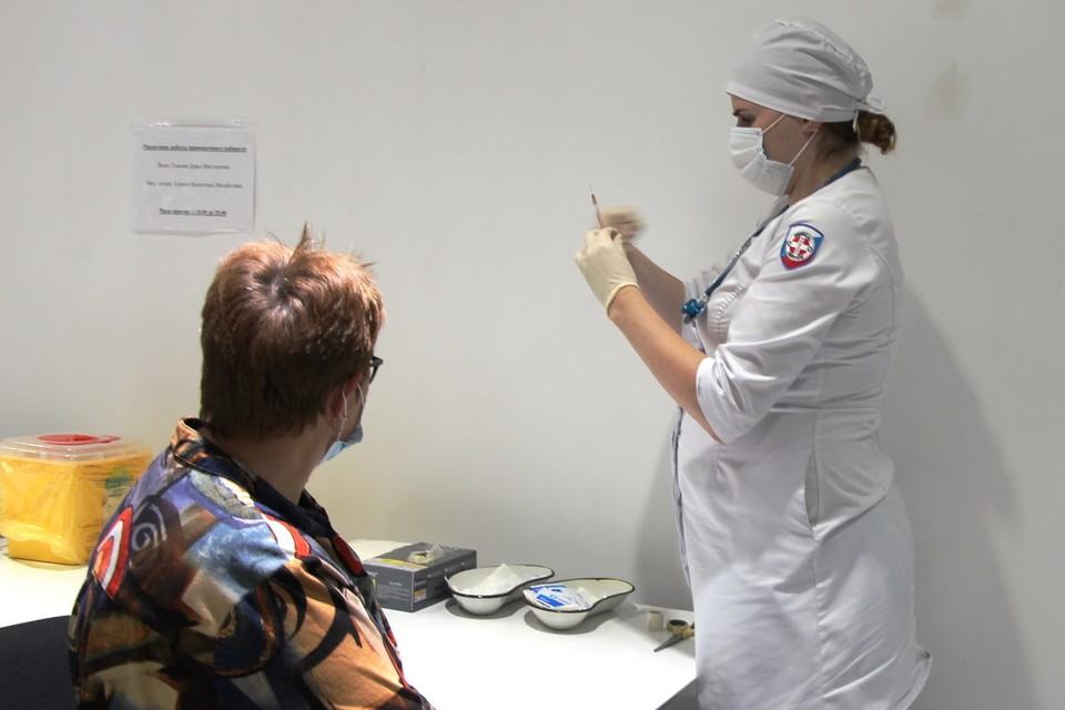 В Приморье от коронавируса привито 58767 человек