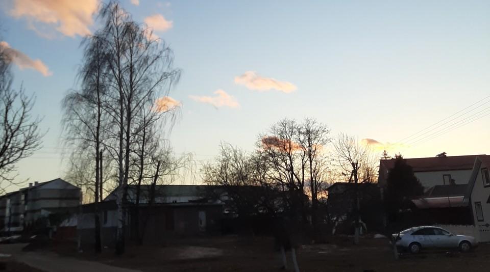 В Белгороде ночью - от ноля до двух градусов мороза, днем – от семи до девяти тепла.