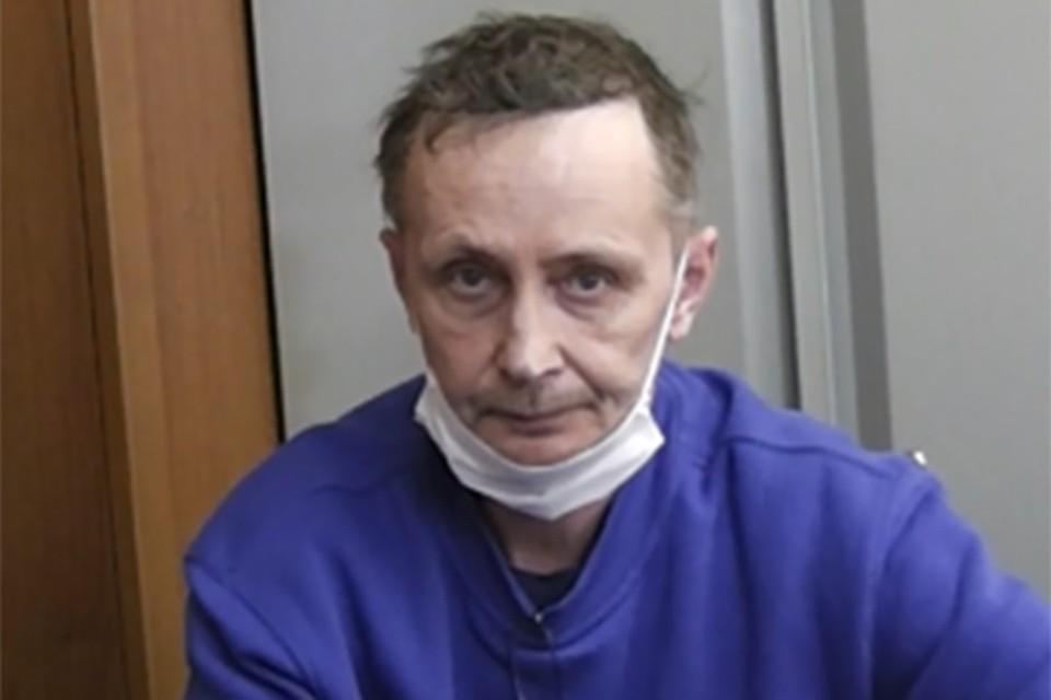 Фото подозреваемого предоставлено Московским межрегиональным следственным управлением на транспорте СК России.