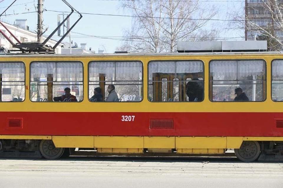 """Возможно уже летом по Барнаулу поедут """"собянинские"""" трамваи"""