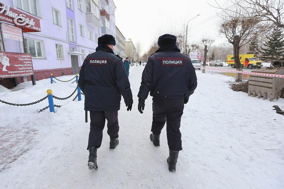 В Красноярске задержали налетчика на мини-маркет