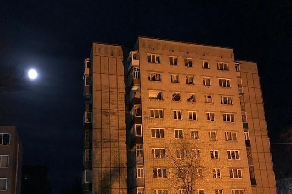 В результате взрыва обрушились 7 квартир. ФОто: прокуратура РТ.