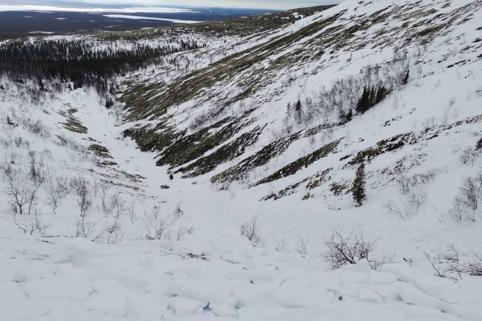 Трагедия в Хибинах произошла 22 марта. Фото: СКР по Мурманской области