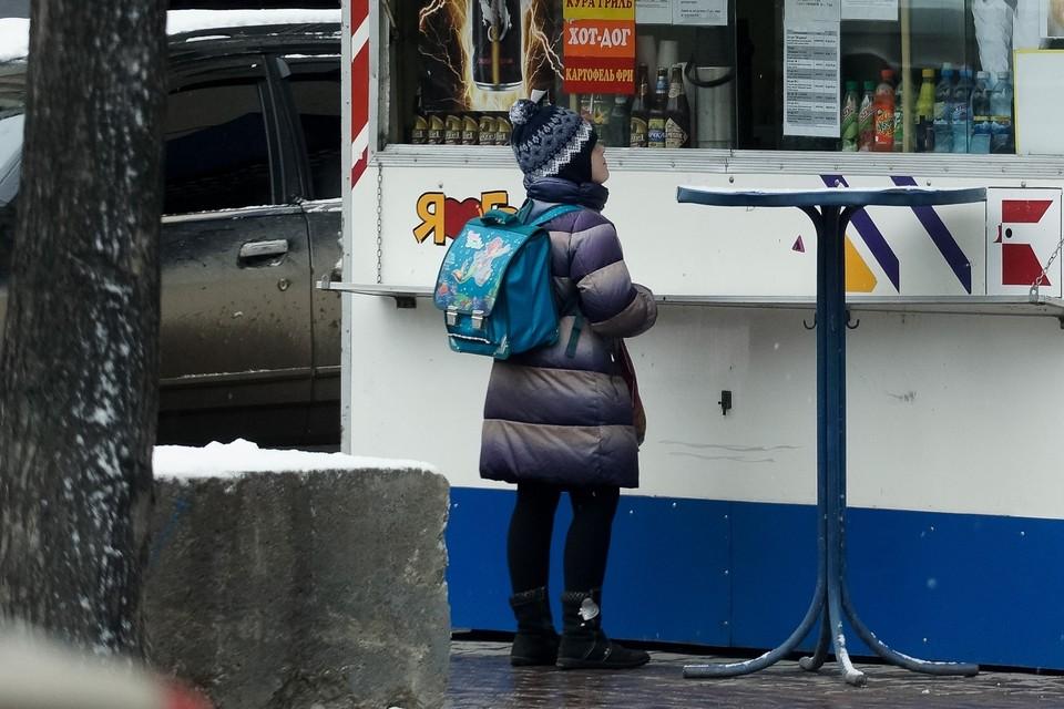 В Кузбассе 10-летняя девочка не вернулась домой после школы