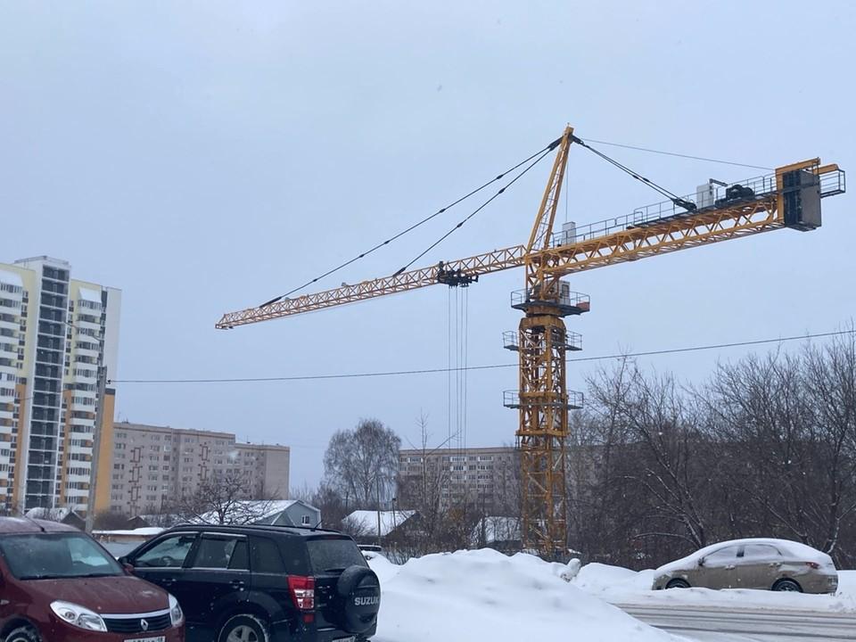 Сколько этажей будет в новом здании Ижевска, не уточнили