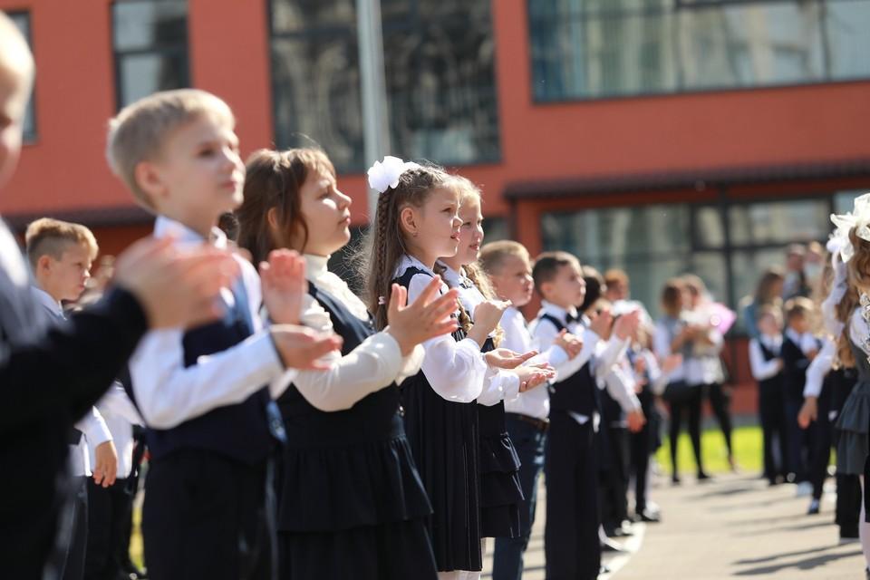 В Красноярском крае 1 апреля начинается запись детей в первые классы