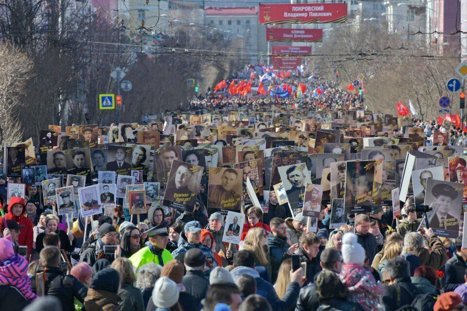 Перед Парадом Победы в этом году состоятся две репетиции, на которых северяне смогут увидеть построение личного состава и парад техники.