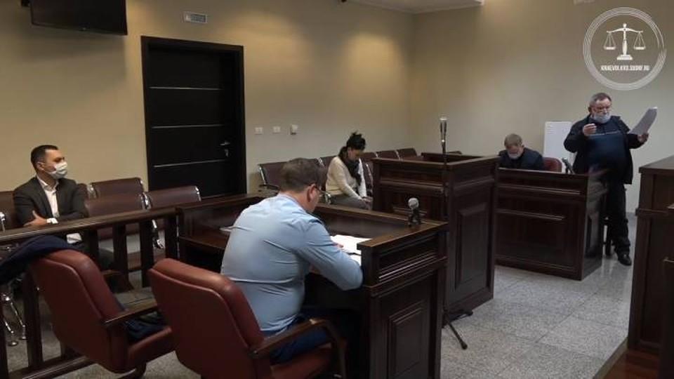 Фото Краснодарского краевого суда