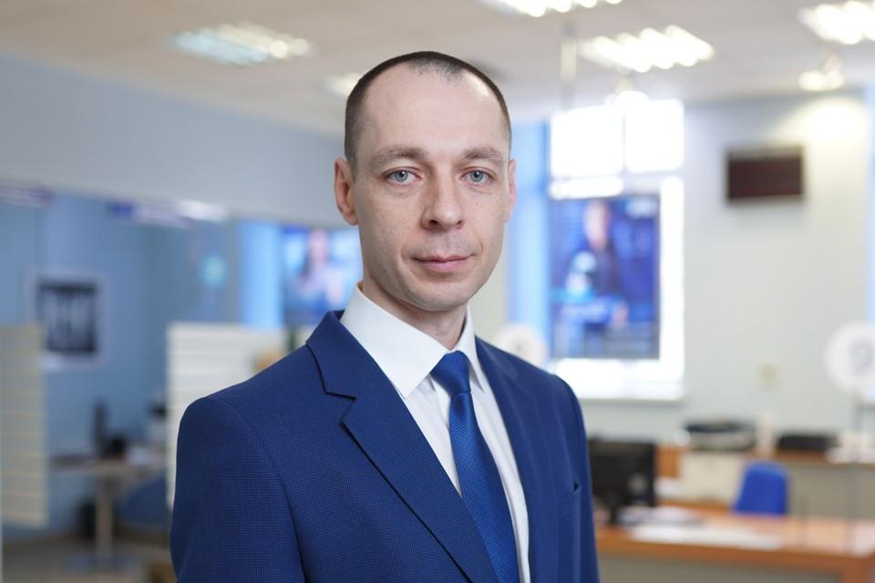 Сергей Никулин. Фото предоставлено пресс-службой Банка ВТБ (ПАО).