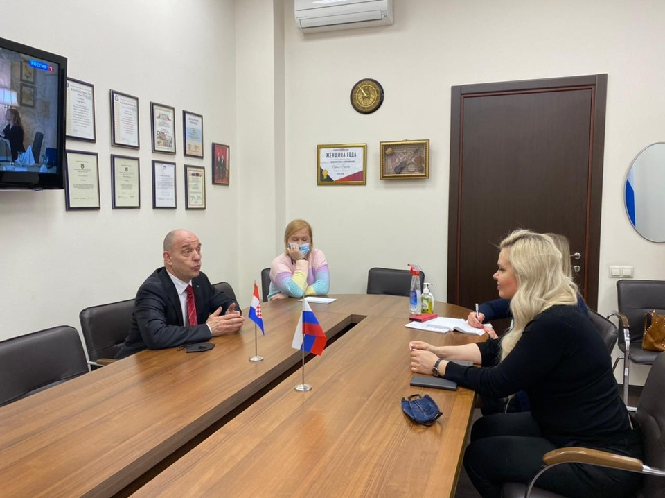 Дни Хорватии планируют провести в Нижегородской области в 2022 году