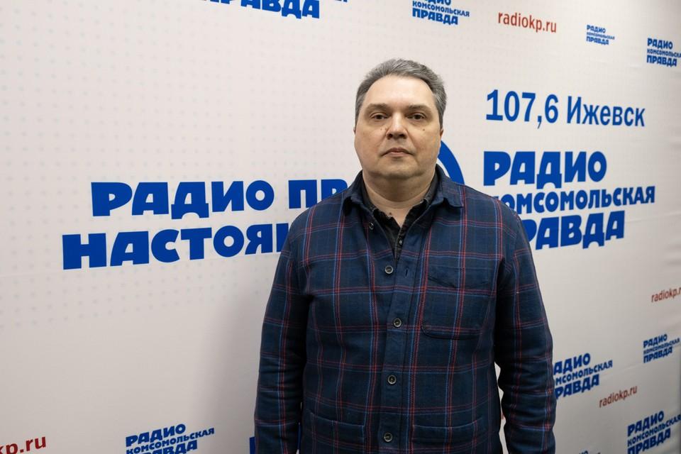 Директор лаборатории «МедЛаб Экспресс» Александр Петров
