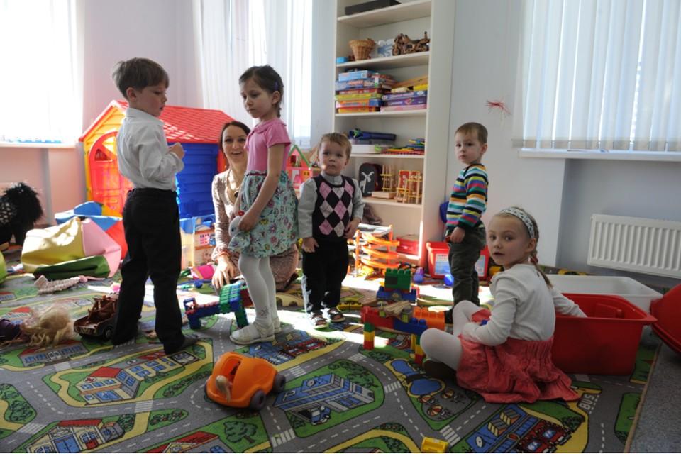 Детские игровые комнаты и развлекательные центры снова открыты для посещения.