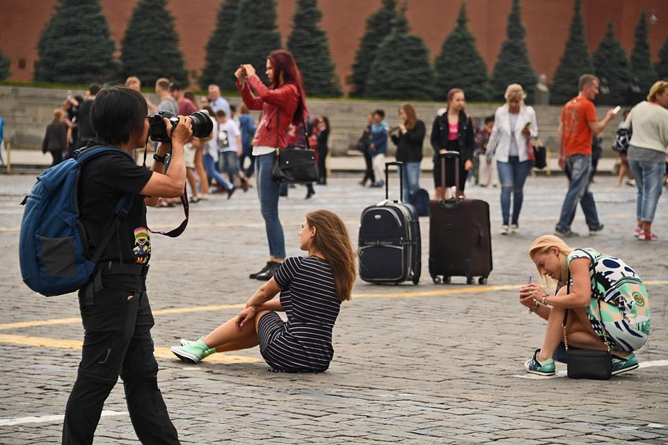 Москва номинирована как лучшее туристическое направление Европы